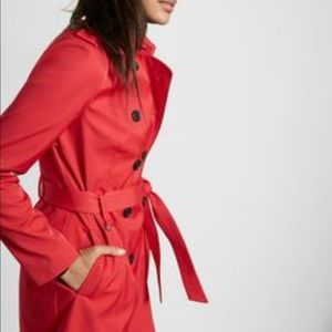 RED Express Classic Trench Coat